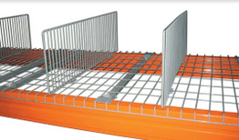 Mesh Deck And Dividers